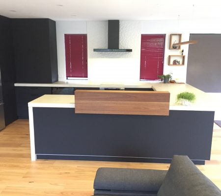 Custom design kitchen by Made to Measure Cabinets and Joinery